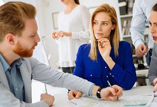rollen vergadering leiden