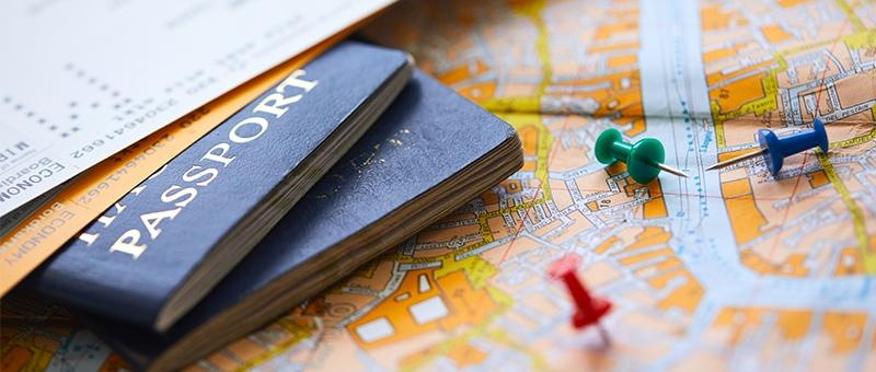 reisdocumenten zakenreis