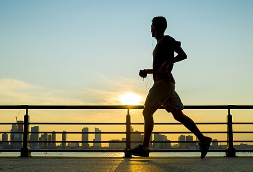 fitness zakenreis