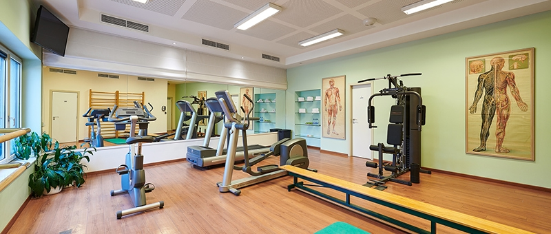 Aalst Meeting Center personal fitness